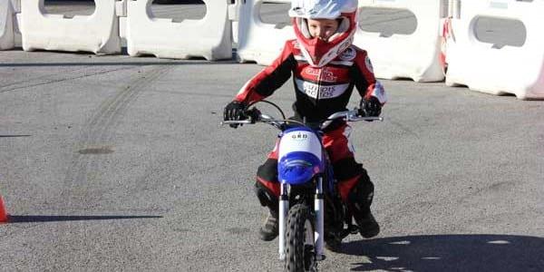 Initiation moto Yamaha PW 50