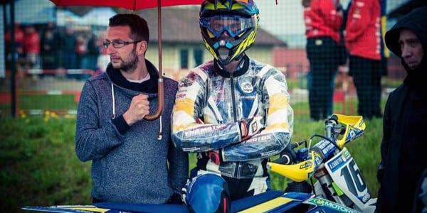 Adrien Chareyre bresse pôle méca moto club alès